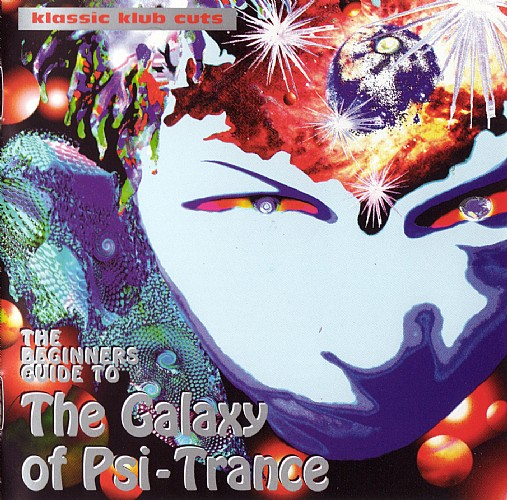 Various Artists - The Galaxy of Psi-Trance: Front