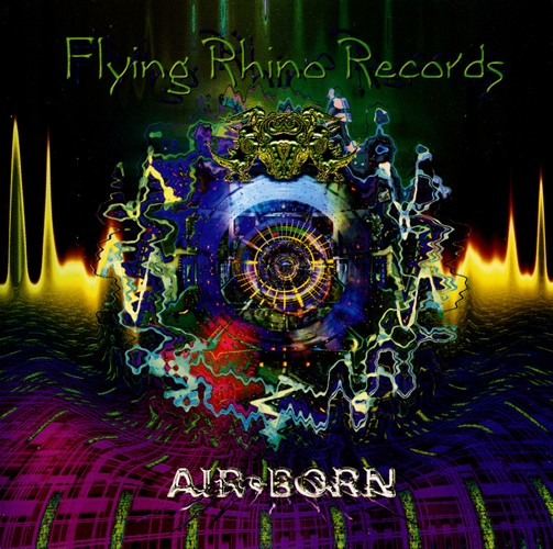 Various Artists - Air Born: Front