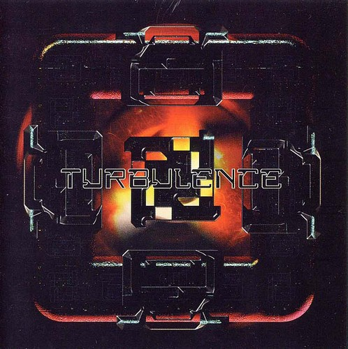 Various Artists - Second Flight - Turbulence: Front