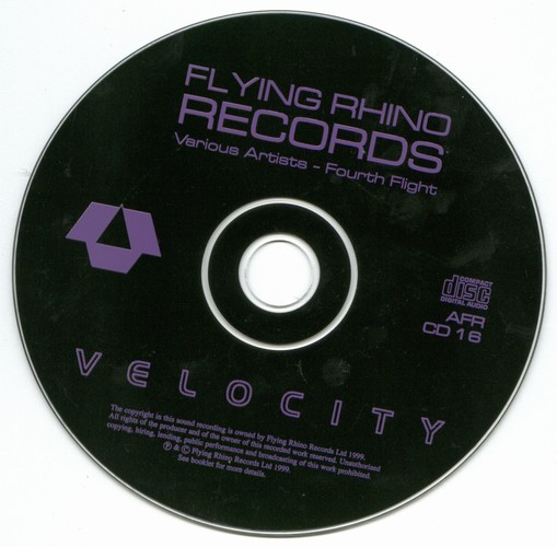 Various Artists - Fourth Flight - Velocity: CD