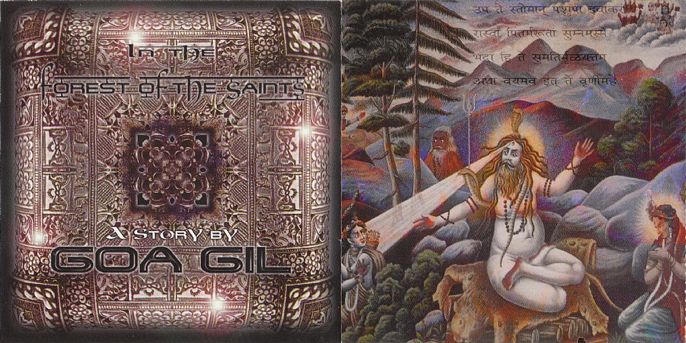 Various Artists - Forest Of The Saints mixed by Goa Gil: Inside