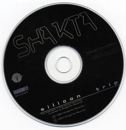 Shakta - Silicon Trip: CD