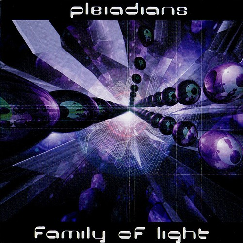 Pleiadians - Family of Light: Front