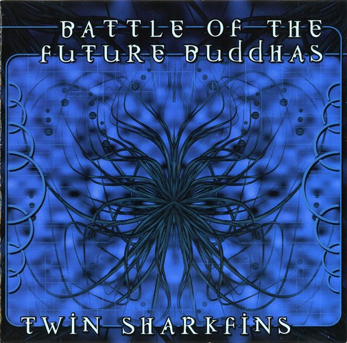 Battle of the Future Buddhas - Twin Sharkfins: Front
