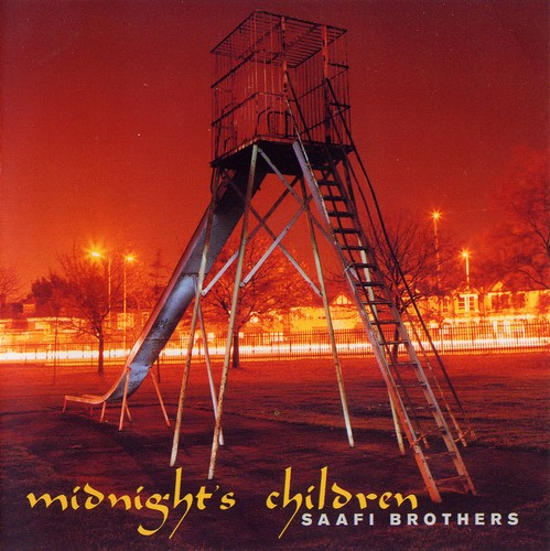 Saafi Brothers - Midnight's Children: Front