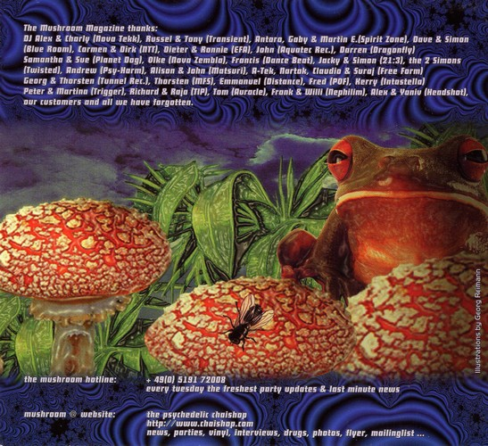 Various Artists - Mushroom Trance 1: Inside 2