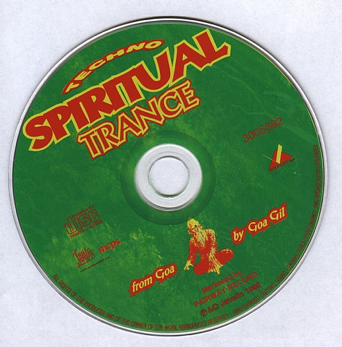 Various Artists - Spiritual Trance: CD