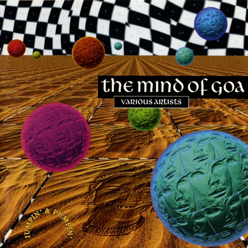 Various Artists - The Mind of Goa: Front