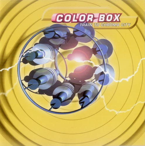 Colorbox - Train to Chroma City: Front