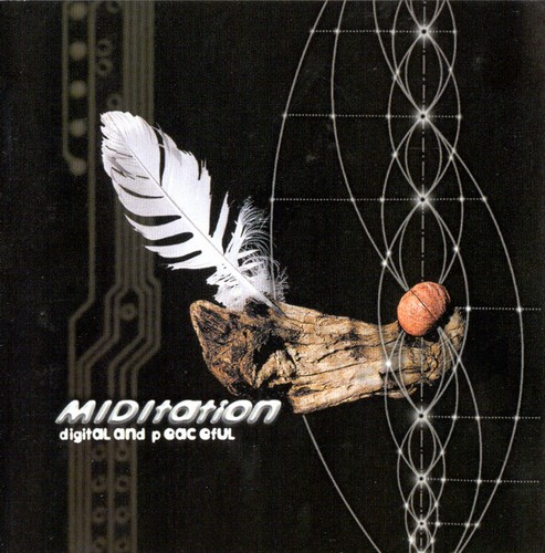 Various Artists - Miditation: Front