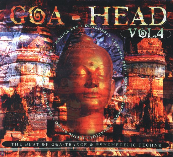Various Artists - Goa Head 4: Front