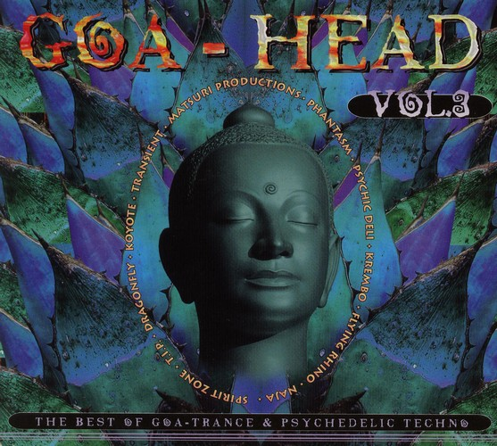 Various Artists - Goa Head 3: Front