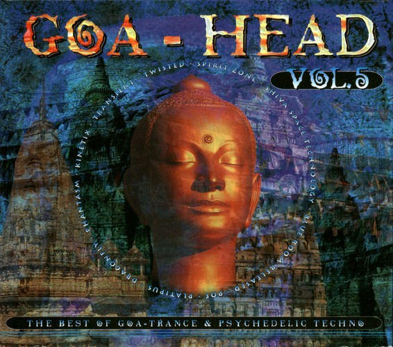 Various Artists - Goa Head 5: Front