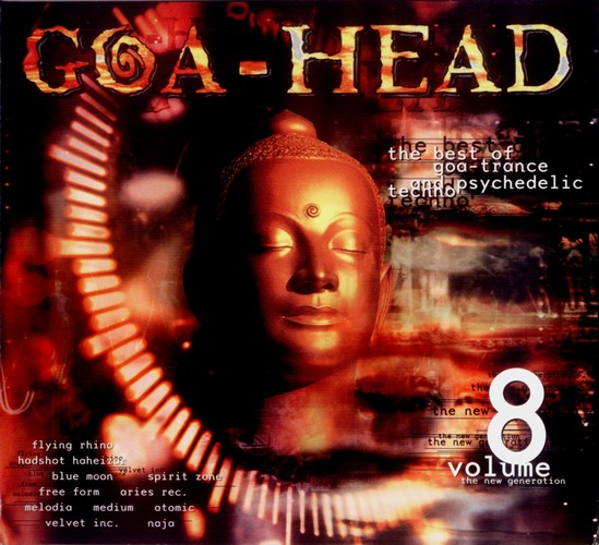 Various Artists - Goa Head 8: Front