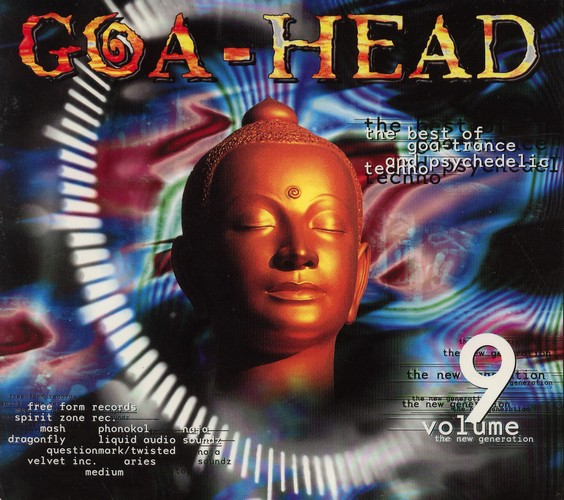 Various Artists - Goa Head 9: Front