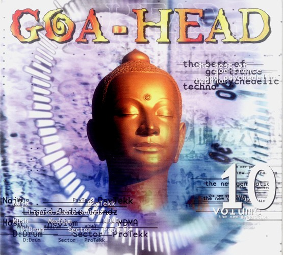 Various Artists - Goa Head 10: Front