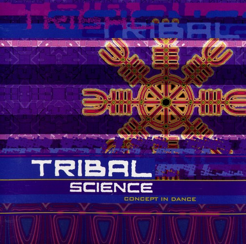 Various Artists - Tribal Science: Front