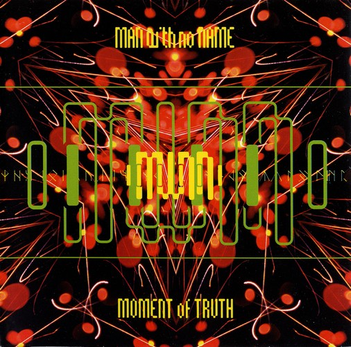 Man With No Name - Moment of Truth: Front