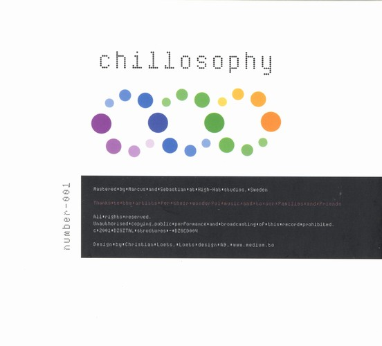 Various Artists - Chillosophy 001: Inside