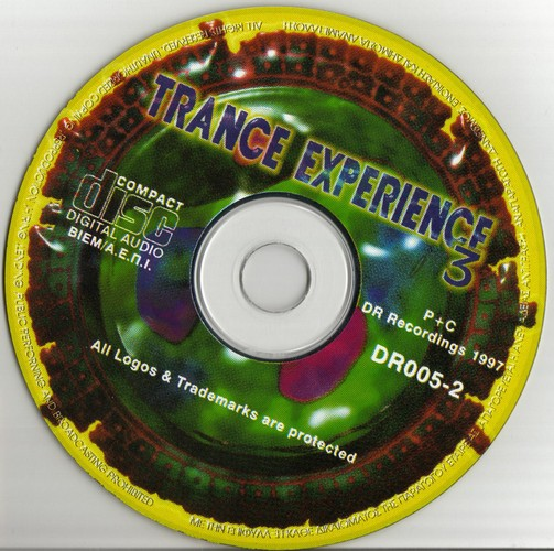 Various Artists - Trance Experience 3: CD