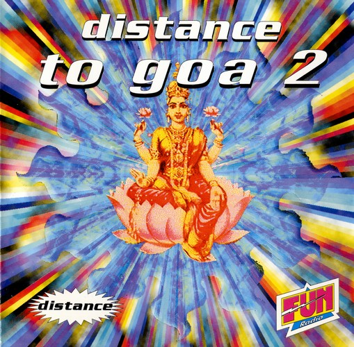 Various Artists - Distance to Goa 2: Front