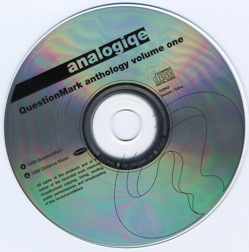 Various Artists - Questionmark Anthology 1, Analogique: CD
