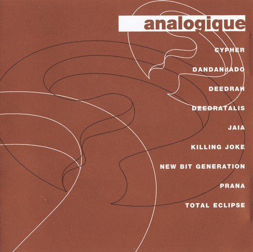 Various Artists - Questionmark Anthology 1, Analogique: Front