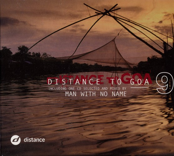 Various Artists - Distance to Goa 9: Front