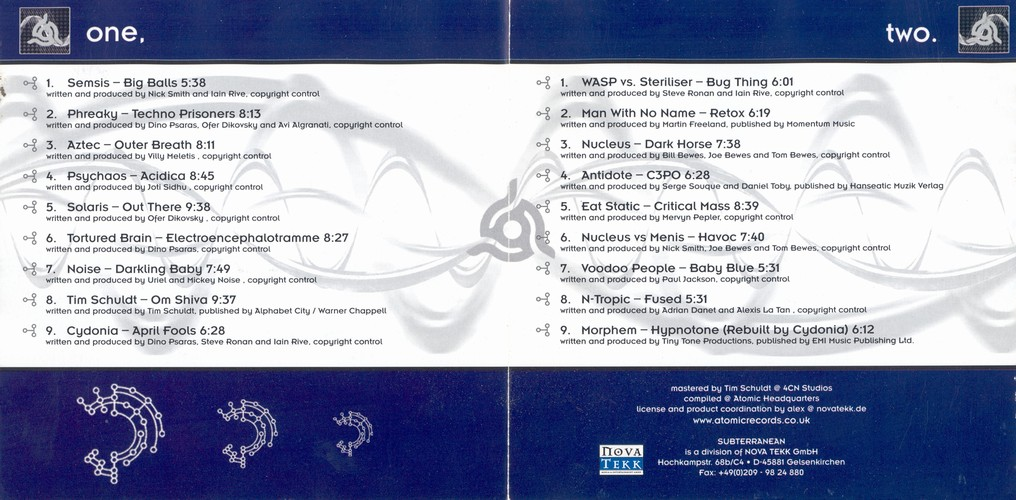 Various Artists - A Voyage Into Trance 4: Inside