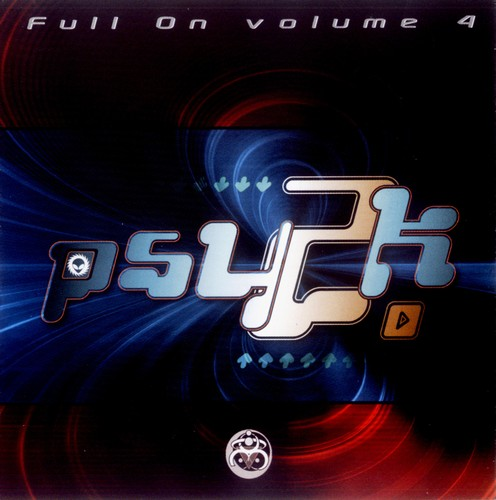 Various Artists - Full On 4, Psy2K: Front