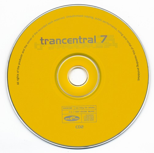 Various Artists - Trancentral 7: CD 2