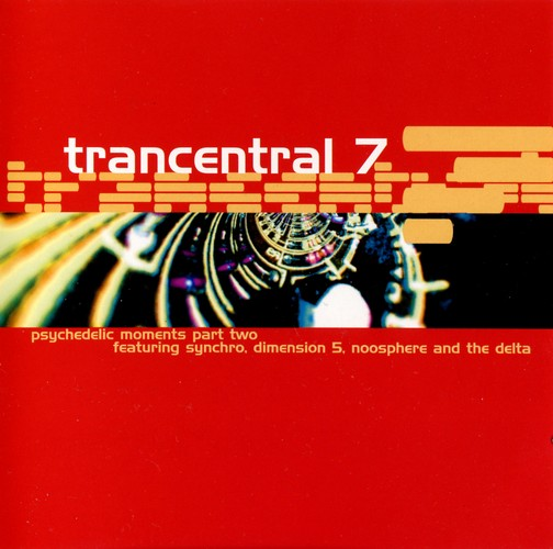Various Artists - Trancentral 7: Front