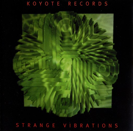 Various Artists - Strange Vibrations: Front