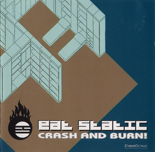 Eat Static - Crash and burn!: Front