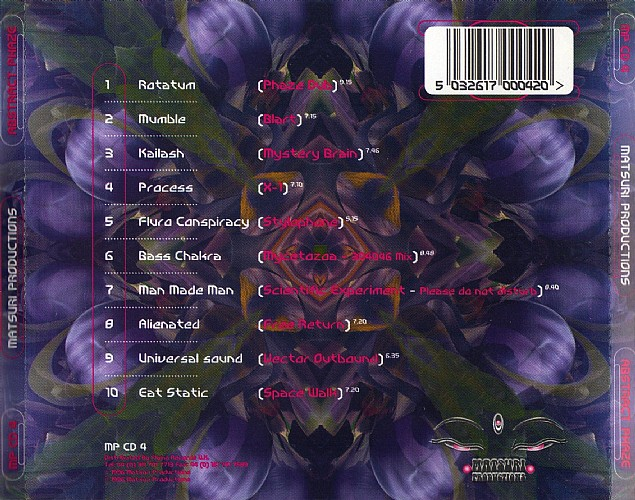 Various Artists - Abstract Phaze: Back