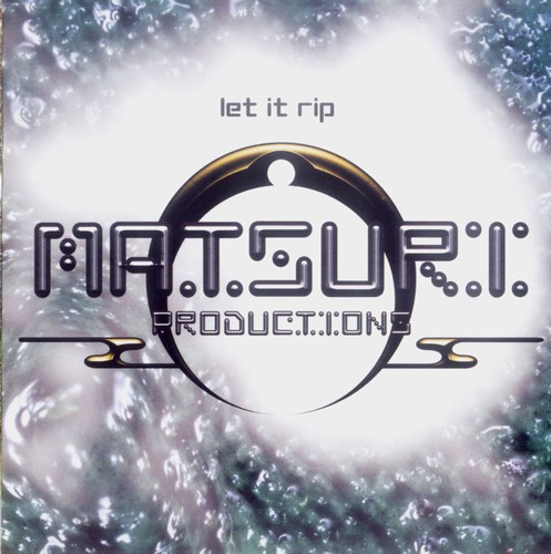 Various Artists - Let it Rip: Front