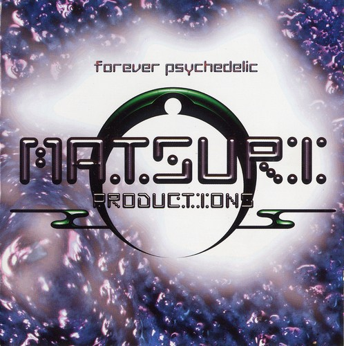 Various Artists - Forever Psychedelic: Front