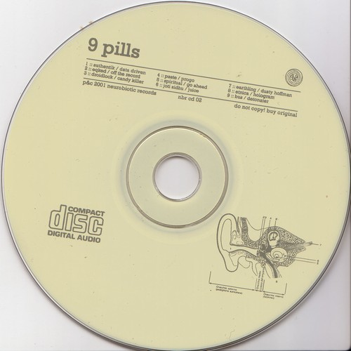 Various Artists - 9 Pills: CD