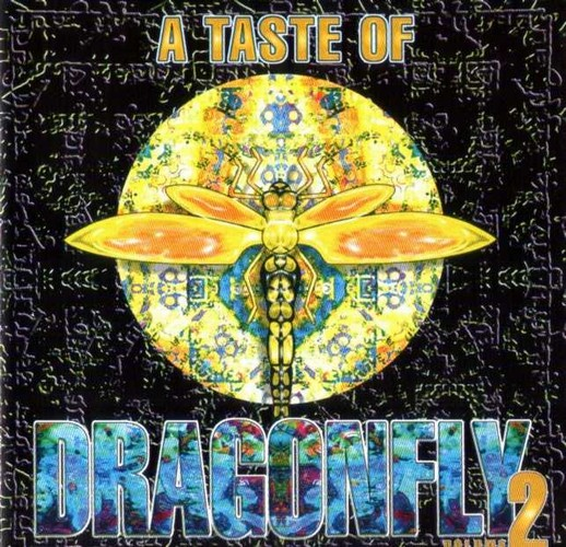 Various Artists - A Taste of Dragonfly 2: Front