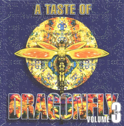Various Artists - A Taste of Dragonfly 3: Front