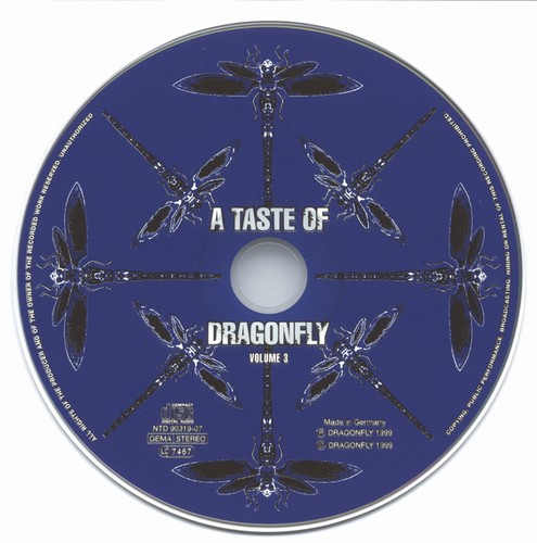 Various Artists - A Taste of Dragonfly 3: CD