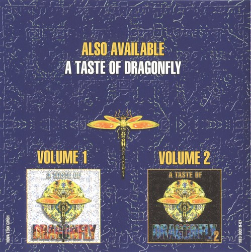 Various Artists - A Taste of Dragonfly 3: Inside 2