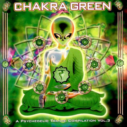 Various Artists - Chakra Green: Front