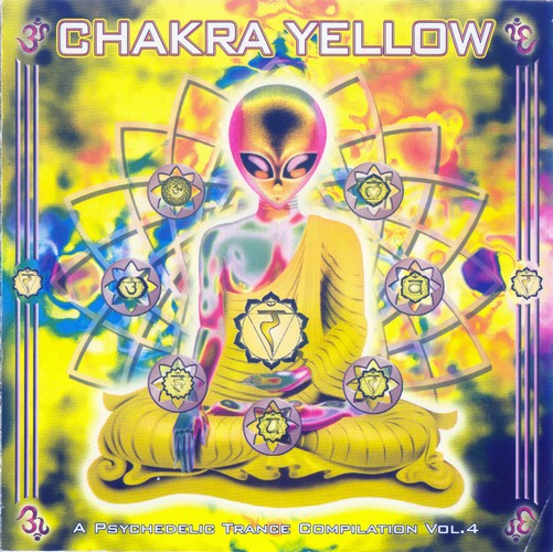Various Artists - Chakra Yellow: Front