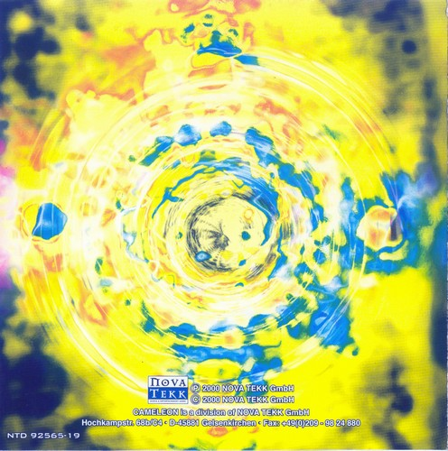 Various Artists - Chakra Yellow: Inside 2