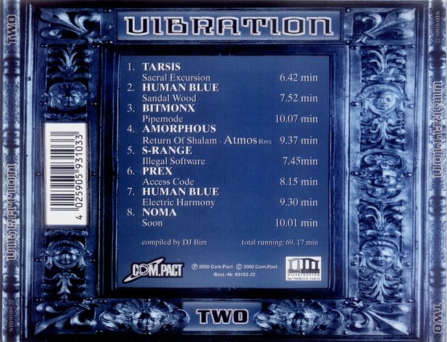 Various Artists - Vibration 2: Back