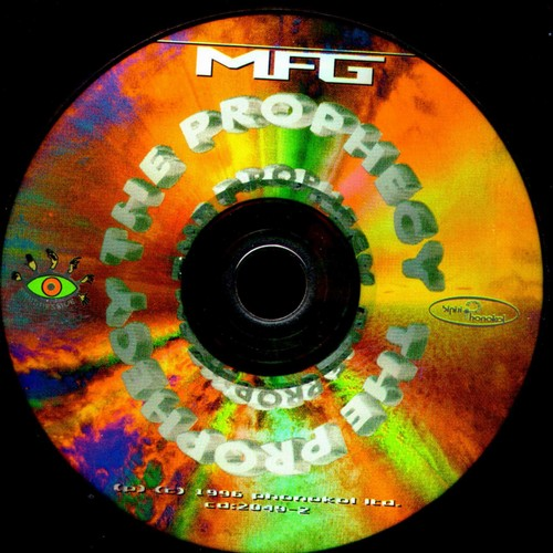 MFG - The Prophecy: CD