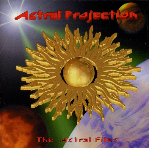 Astral Projection - The Astral Files: Front