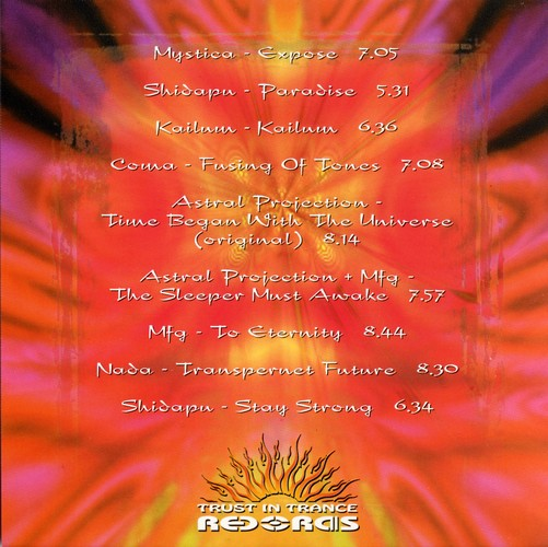 Various Artists - Israels Psychedelic Trance 1: Inside 2