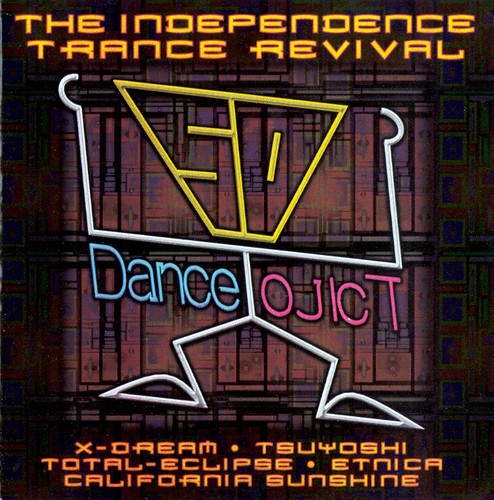 Various Artists - The Independance Trance Revival: Front
